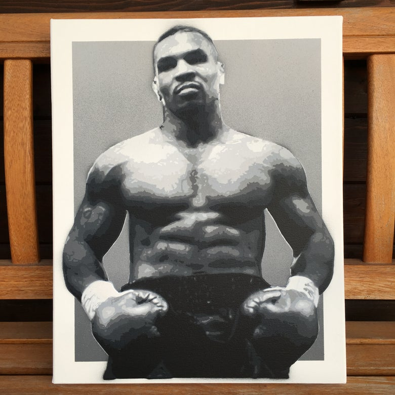 Image of Iron Mike