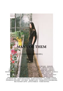 Image of MANY OF THEM - VOL. IV [ A MAGAZINE - EXPEDICIÓN ] + EXTRA BOOK [ A FILME - EXPEDICIÓN ]