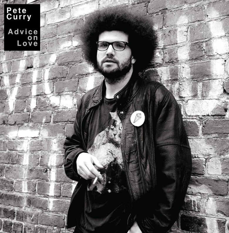 "Image of Pete Curry ""Advice On Love"" Vinyl LP"