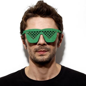 Image of Kick Eyes Party Glasses-Fake Disco