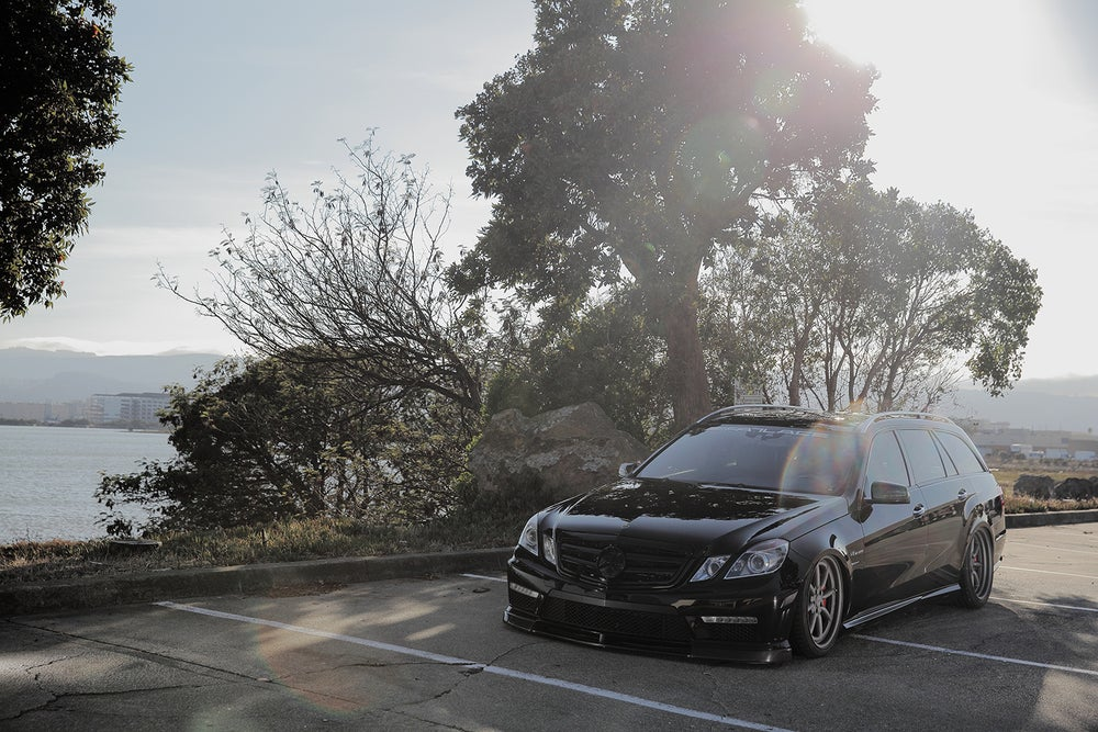 Image of 2012 E63 AMG Wagon P30 550HP