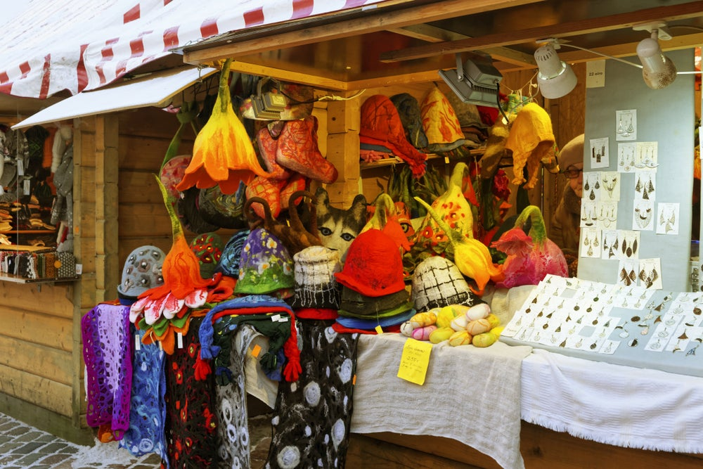 Image of 3 X 4 M Medieval Market Stall Site