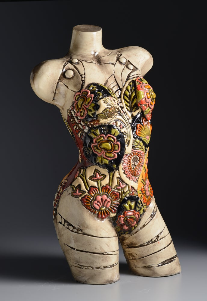 Image of The Bathing Suit Torso