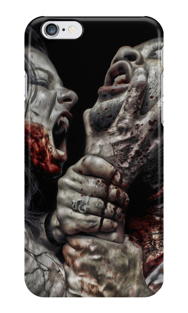 "Image of ""The Final Exchange 1"" iPhone Tough Case"