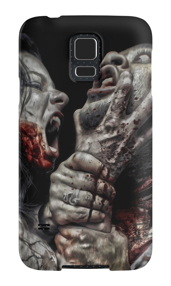 "Image of ""The Final Exchange 1"" Samsung Galaxy Tough Case"