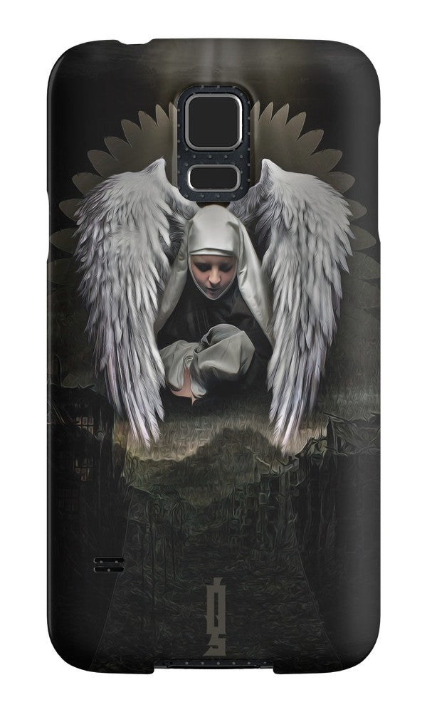 "Image of ""Angel"" Samsung Tough Case"