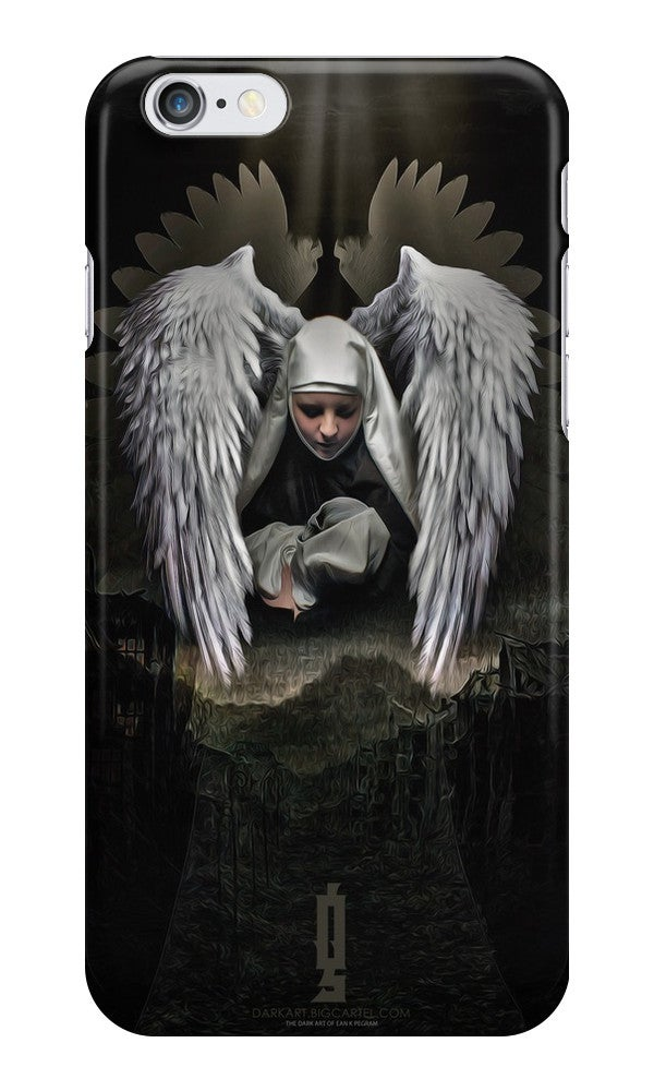 "Image of ""Angel"" iPhone Tough Case"