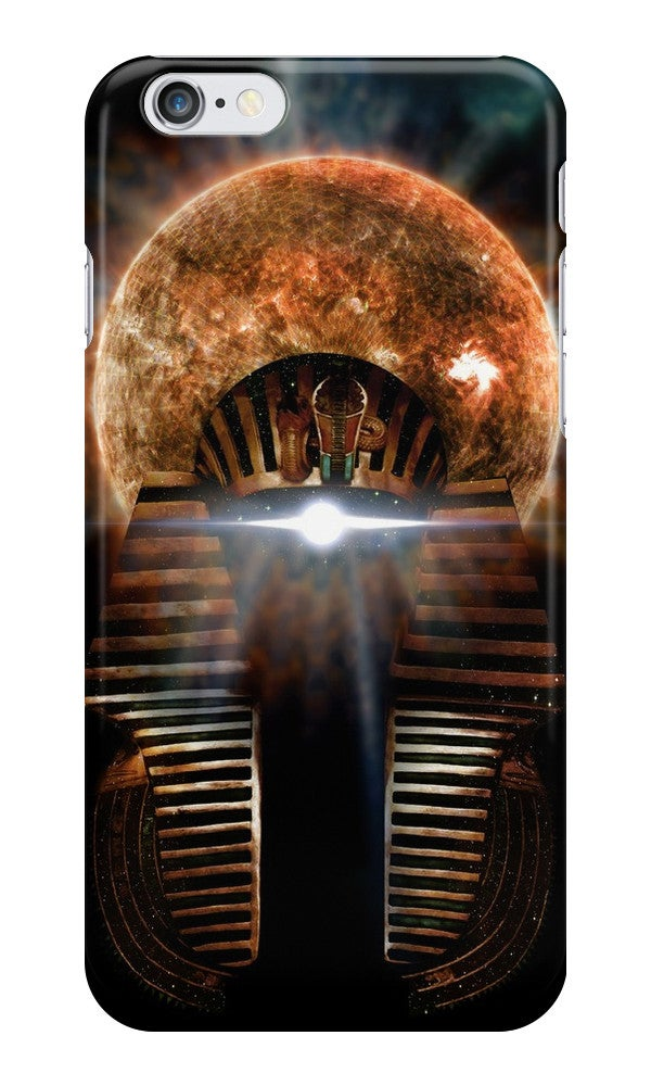 "Image of ""The Morning Star"" iPhone Tough Case"
