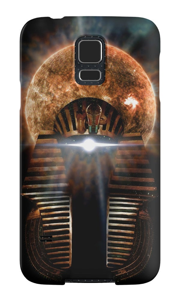 "Image of ""The Morning Star"" Samsung Galaxy Tough Case"