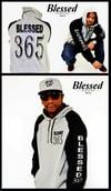 Blessed 365 Hooded Sweatshirt - Oxford/Black