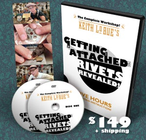 Image of GETTING ATTACHED: Rivets Revealed! DVD Workshop