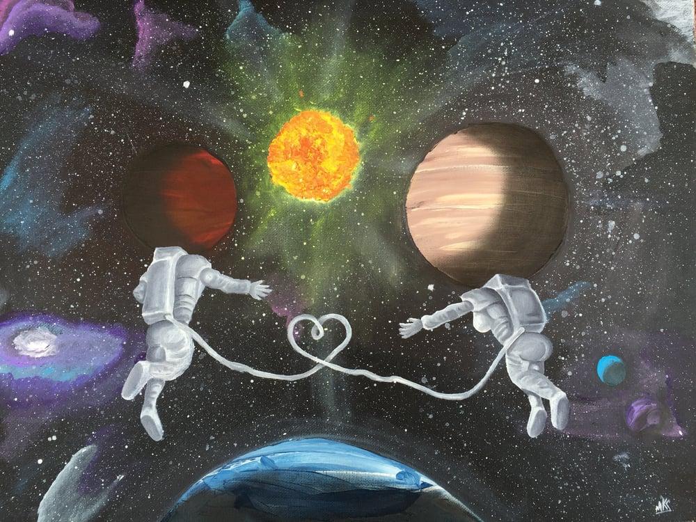 """Image of """"Mars and Venus"""""""