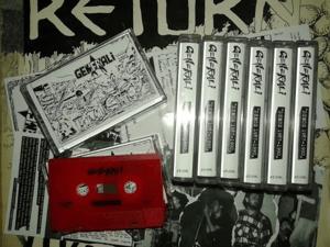 "Image of GENERALI - ""DEMOS 1987-1990"" cassette"