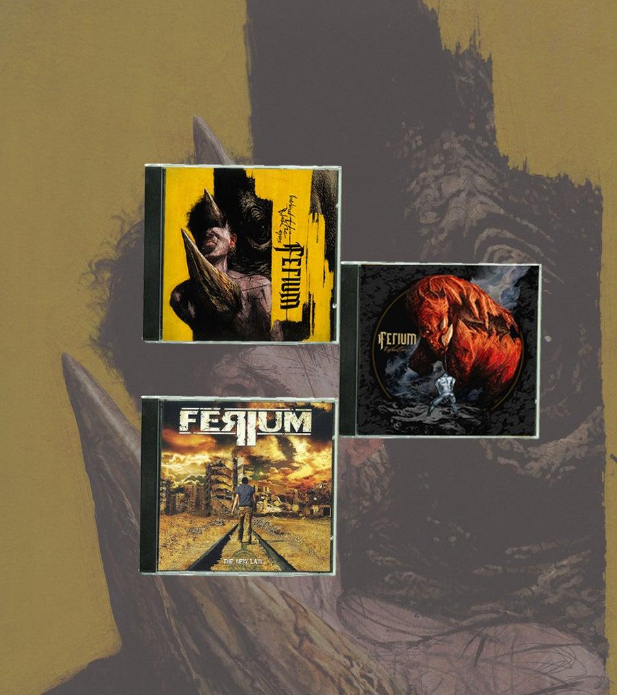 Image of Discography Bundle