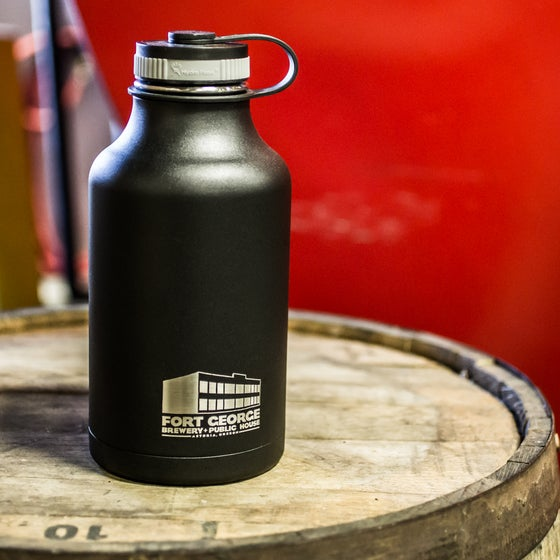 Image of Stainless Steel Growler (64oz)