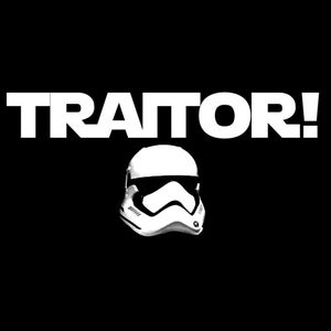 Image of TRAITOR! TR-8R Shirt