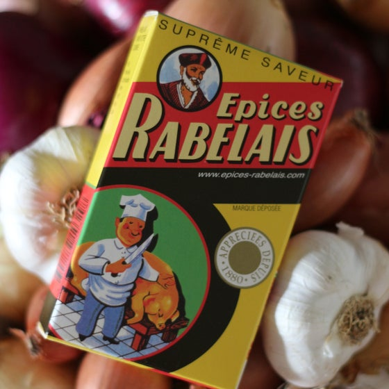 Image of French Epices Rabelais