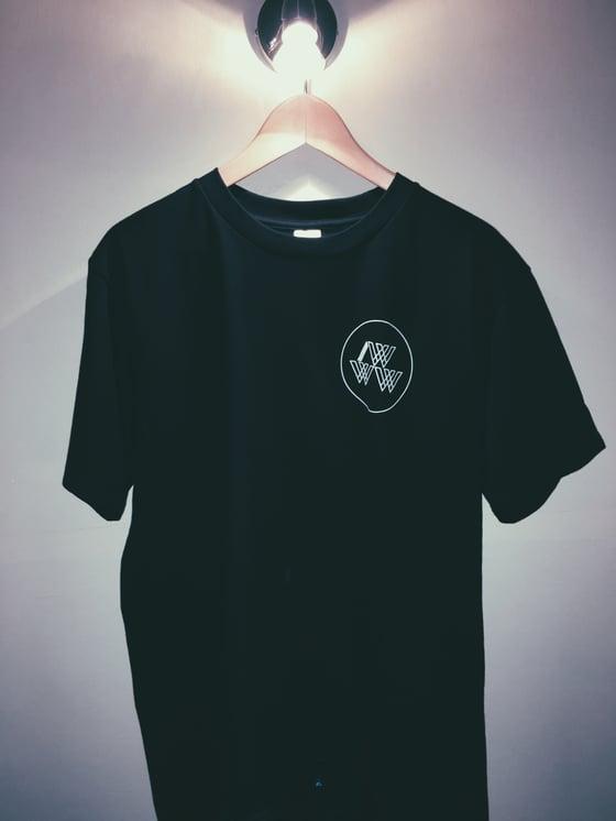 Image of Black Logo Tee