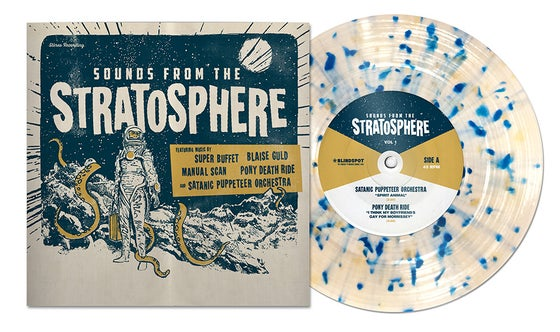 """Image of VA - Sounds from the Stratosphere 7"""""""