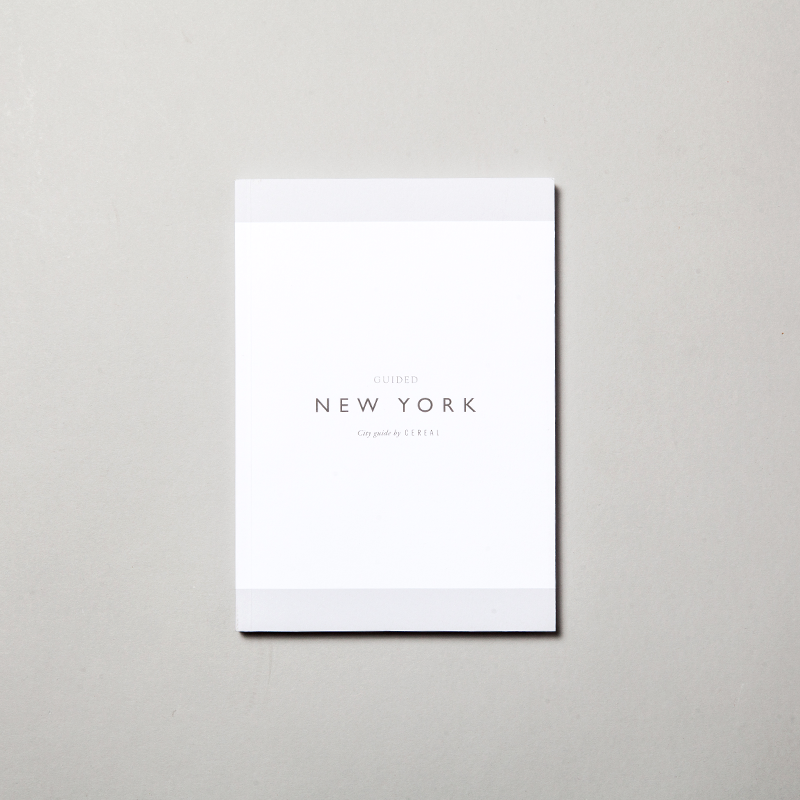 Image of Cereal NY City Guide