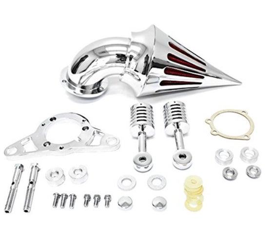 Image of Spike Air Cleaner Kit (for Dyna, Softail & Touring models)