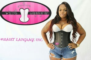 Image of The Speechless Vest Corset
