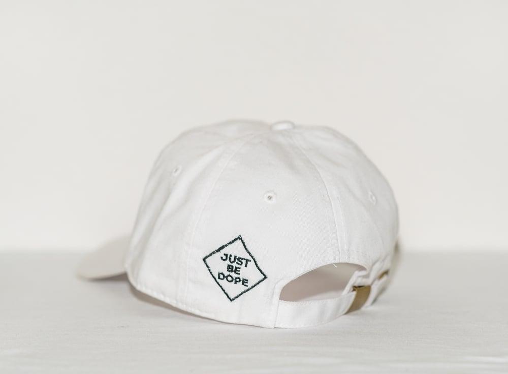 Image of White I Love Myself hat