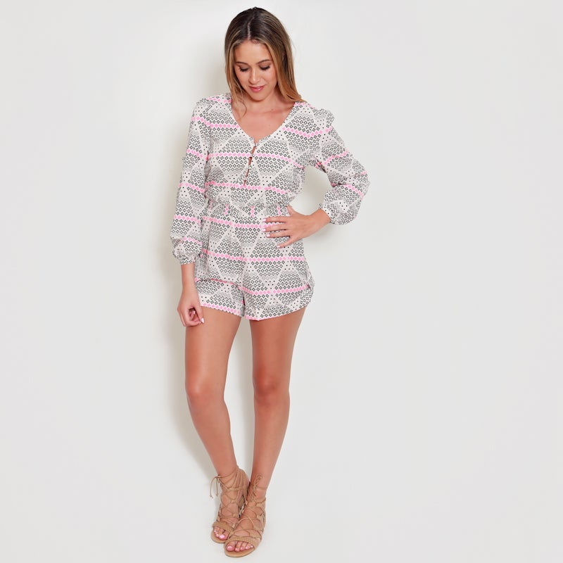 Image of Aztec Playsuit