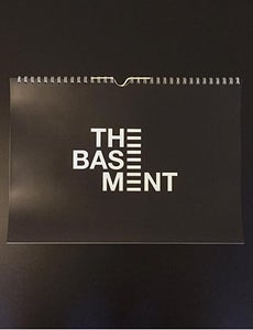 Image of The Basement Calendar