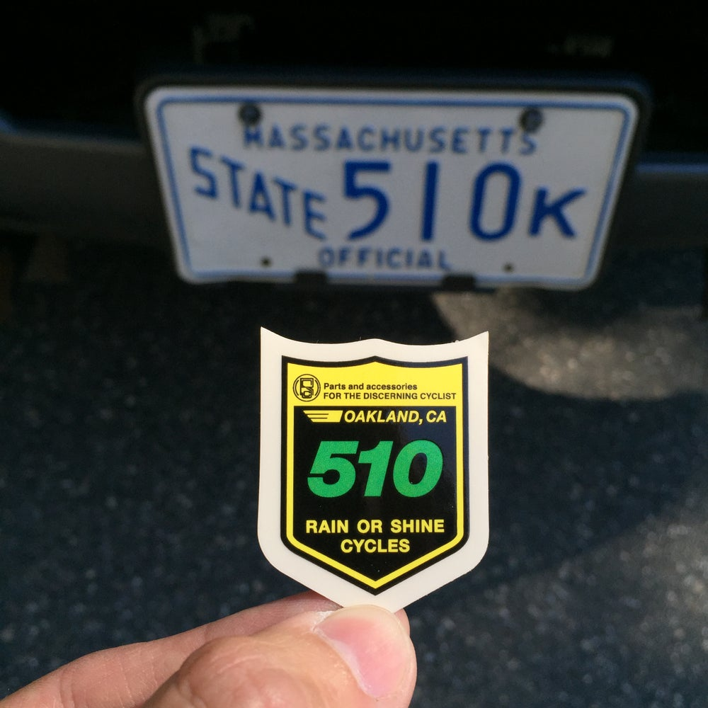 "Image of RSC ""510"" stickers"