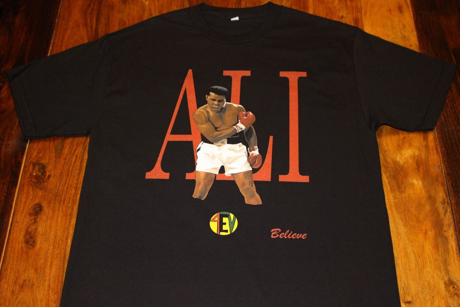 "Image of ALI ""4EV"" (BLACK)"