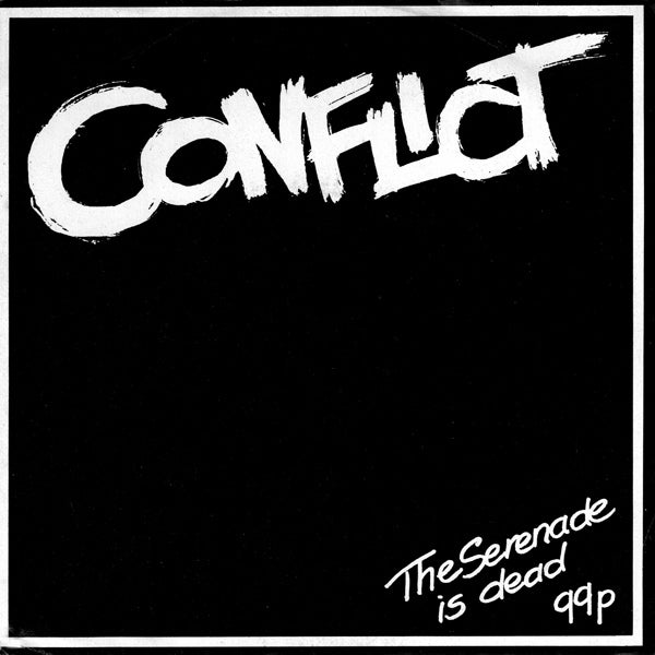 "Image of Serenade Is Dead - 7"" Vinyl - MORT1"