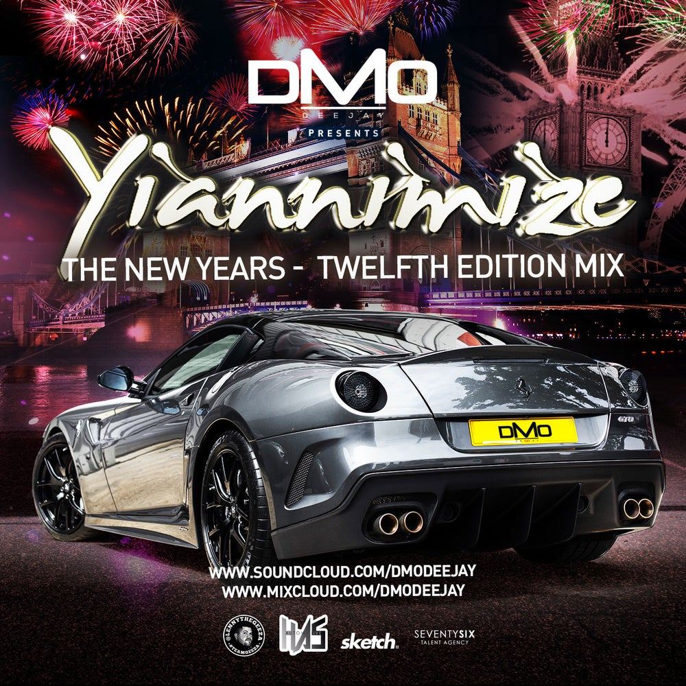 Image of Yiannimize Mix Part 12 Tracked CD