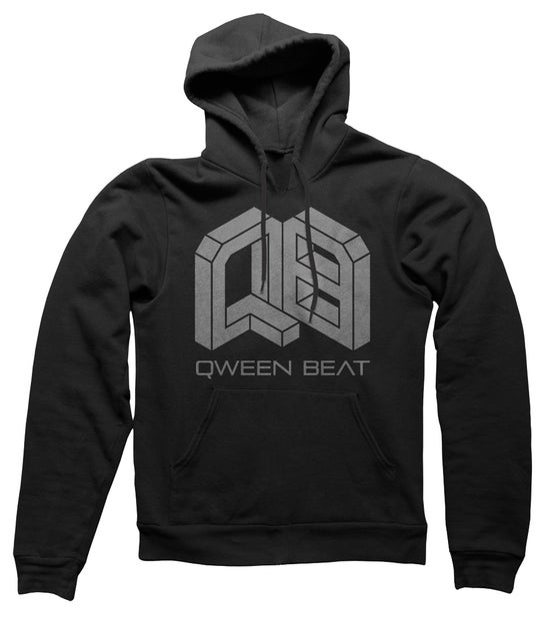 Image of Qween Beat Logo Hoodie (B)