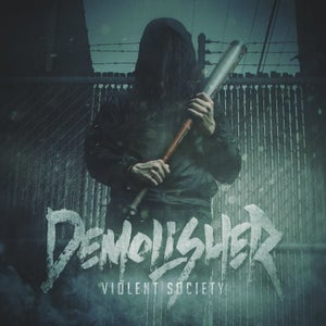 Image of Violent Society CD