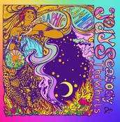 Image of Jody Seabody & The Whirls - Holographic Slammer LP