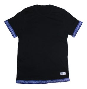 "Image of ""Roots & Culture"" Tee (Blue)"