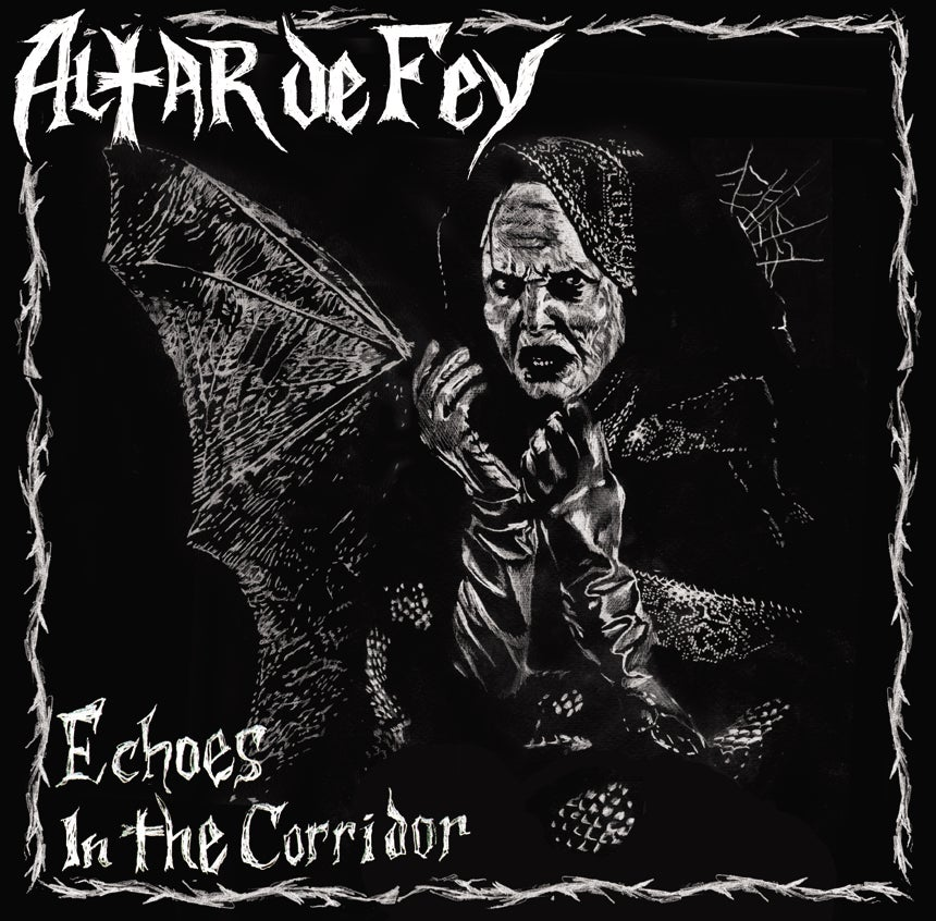 """Image of Altar De Fey """"Echoes in the Corridor"""" LP OUT NOW"""