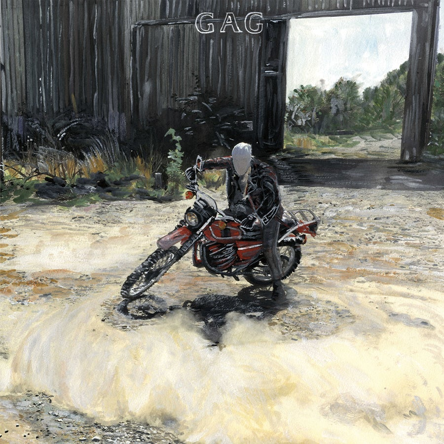 Image of GAG - America's Greatest Hits LP [Pre-Order. LP delayed until Sept 25th, 2020]