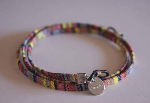 Foto de Cordón para gafas boho-chic - Rainbow Sadness
