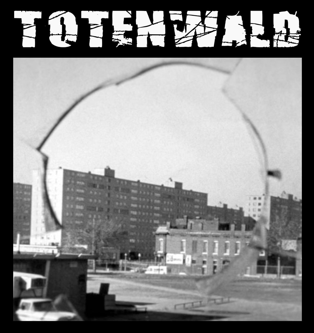 "Image of Totenwald ""Wrong Place Wrong Time"" 12"""