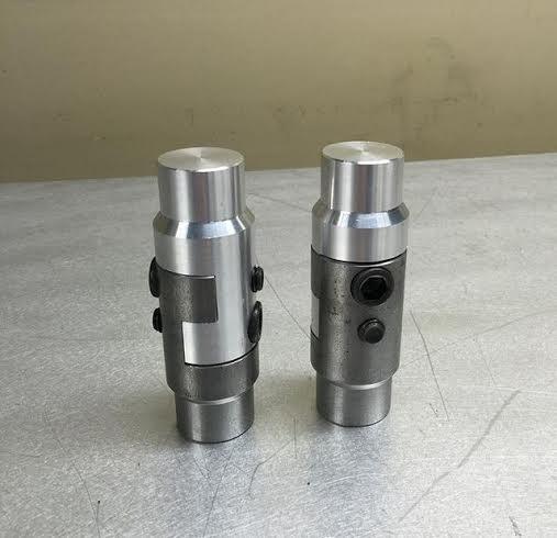 Image of Aluminum to Chromoly Tube Clamp