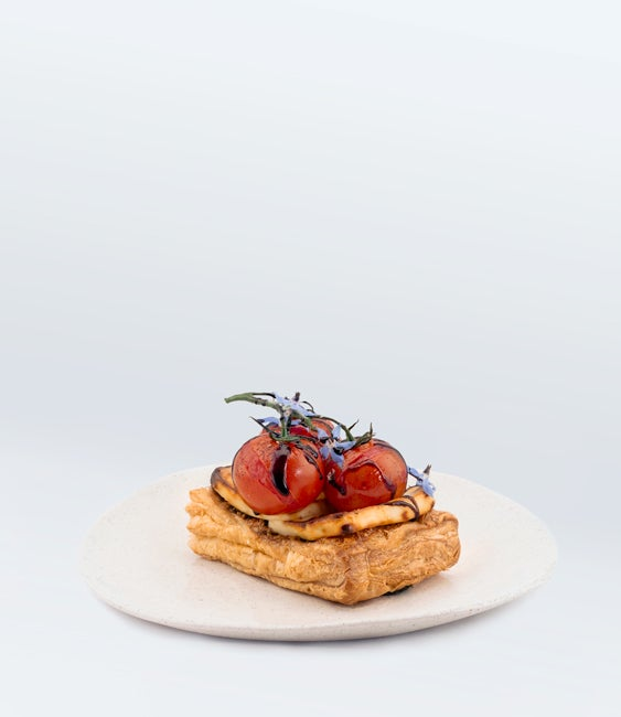 Image of Buffulo & Tomato Galette (V) <br>(More Sizes Available)