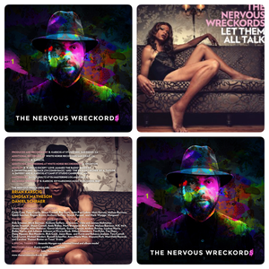 Image of The Nervous Wreckord (Part 1) EP + Let them all Talk LP combo!