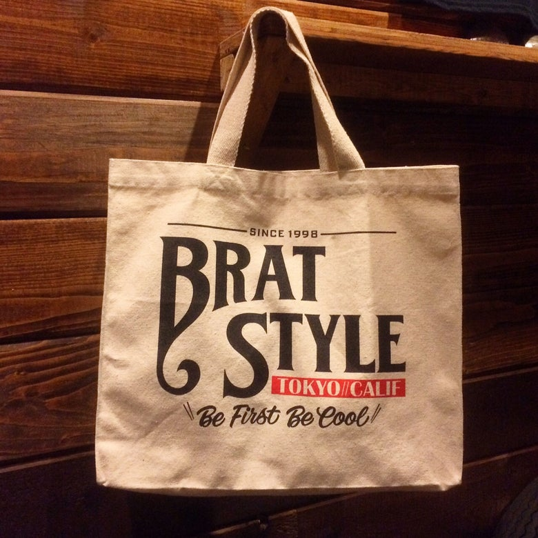 Image of BRAT TOTE BAG