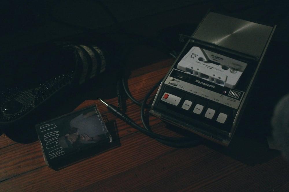 Image of no good cassette