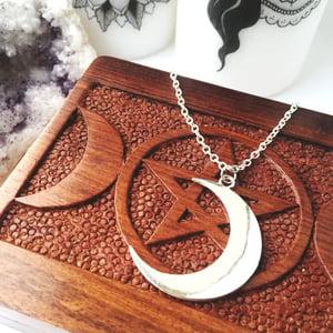 Image of The Moonchild necklace