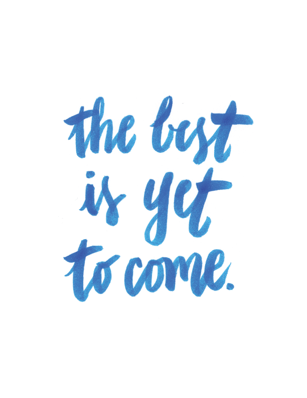 The Best Is Yet To Come Ii House15143