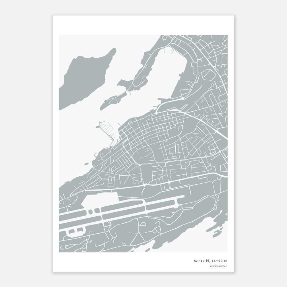 Image of Kart Bodø