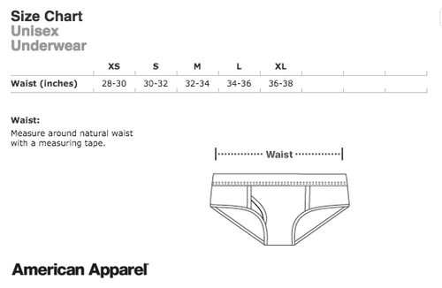 Image of New York City unisex undie